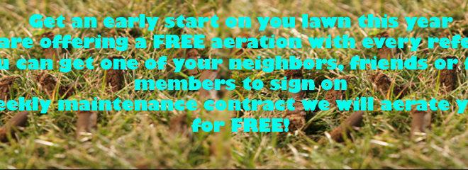 Free Aeration